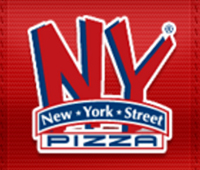 New york street pizza, логотип